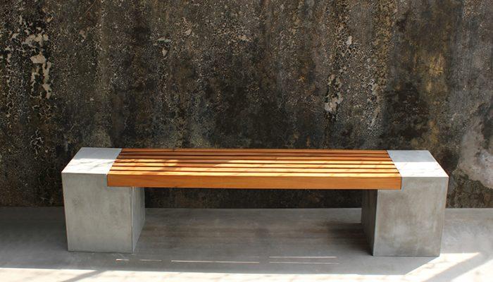 Madison avenue bench